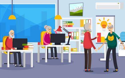 Delodajalci spregledani pri varstvu starejših delavcev in delavcev pred upokojitvijo