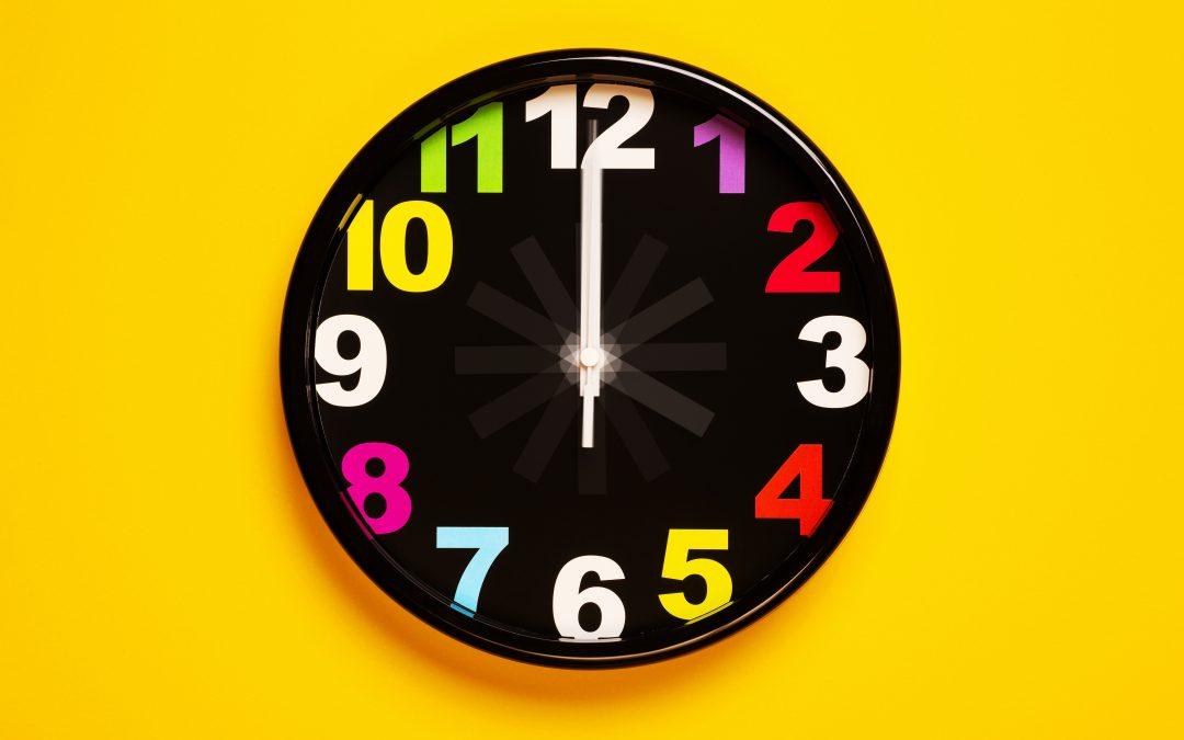 Od A do Ž o delovnem času (3. del)
